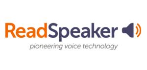 readspeaker - pioneering voice technology